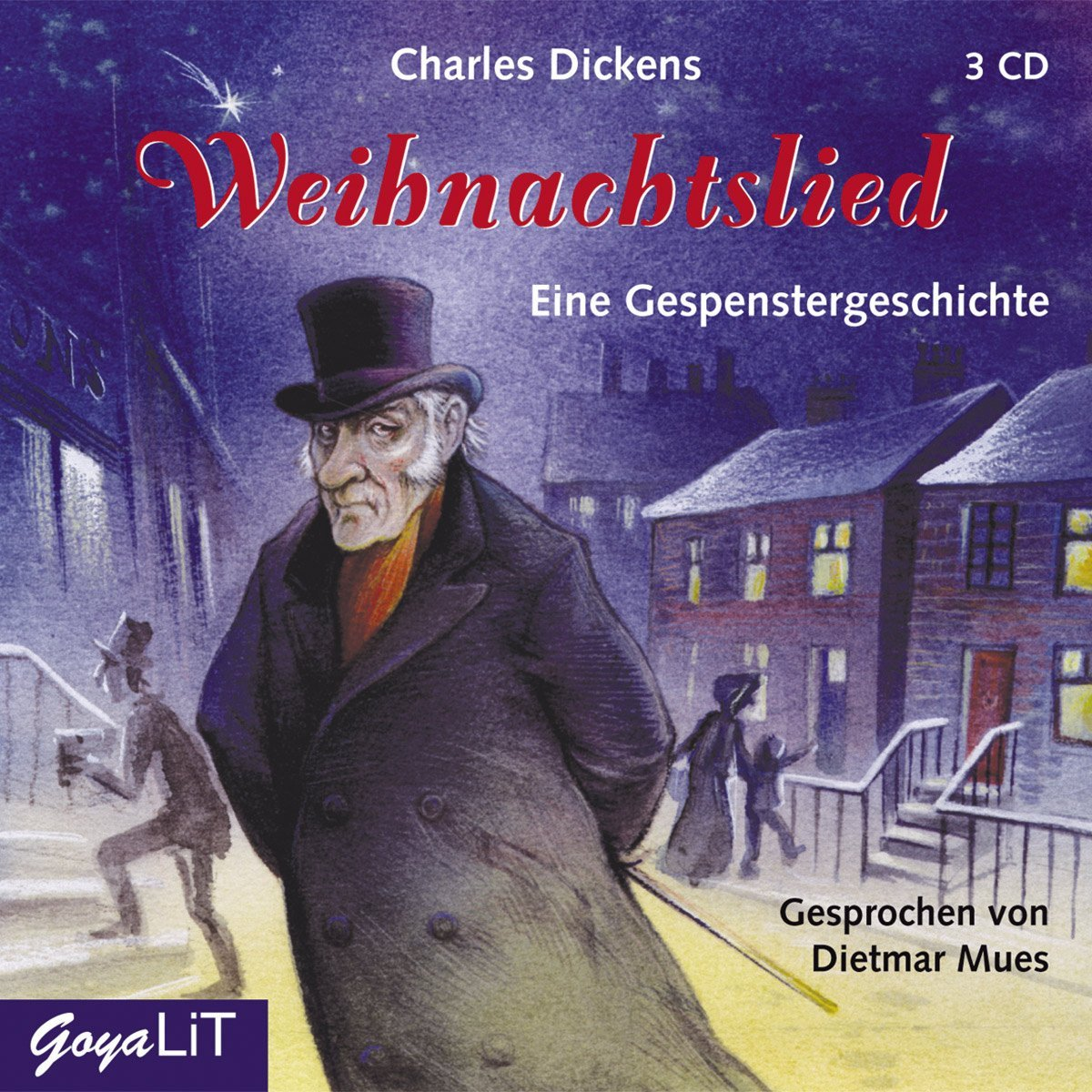 Weihnachtslied - Dietmar Mues, Charles Dickens: Amazon.de: Musik