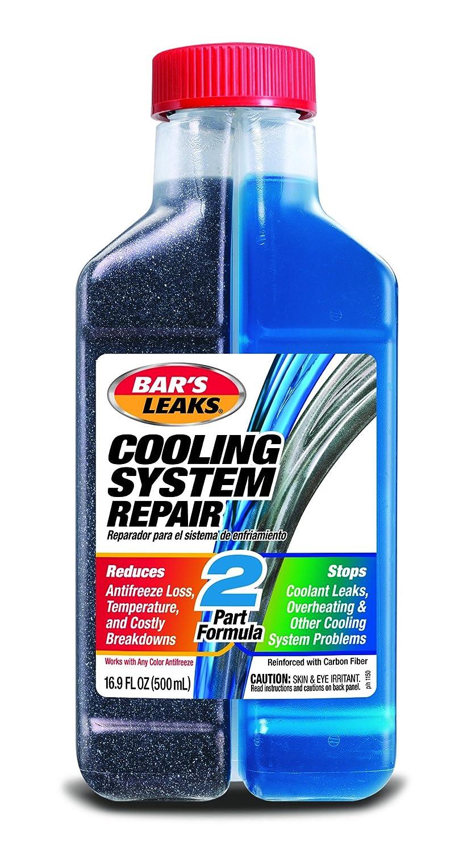 Amazon.com: Bar's Leaks 1150 Grey Cooling System Repair - 16.9 oz.:  Automotive