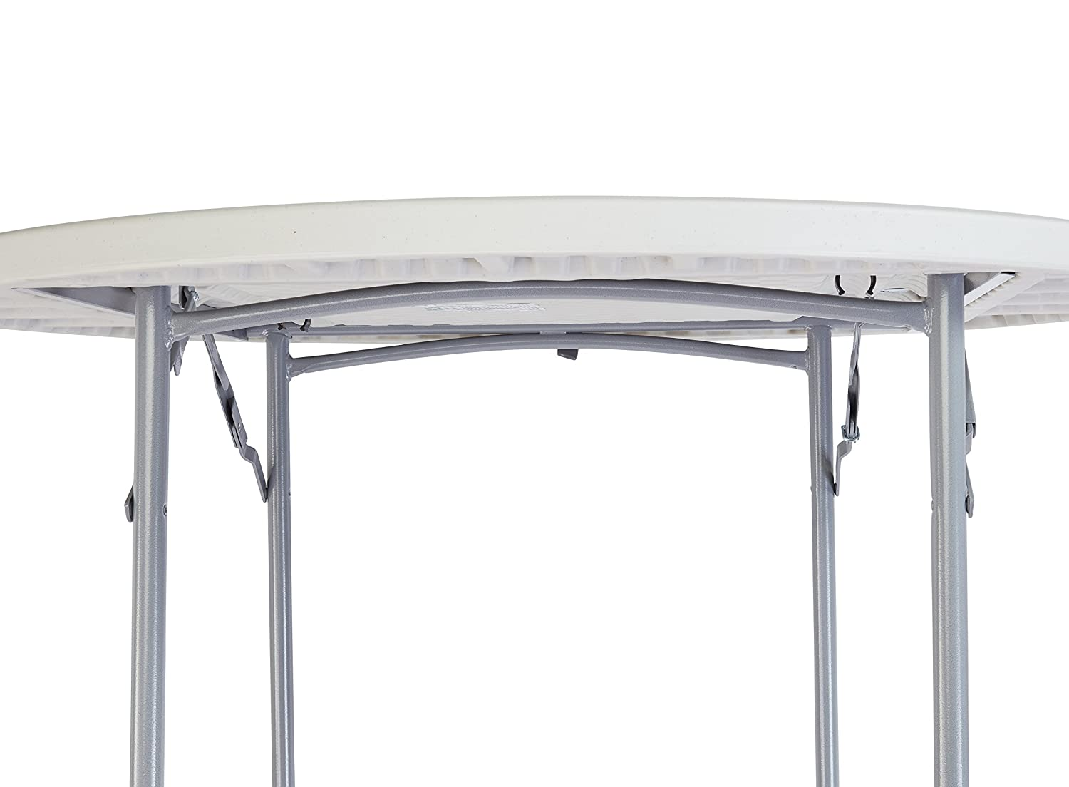 Amazon.com: National Public Seating BT Series mesa plegable ...