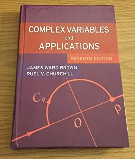 complex variables and applications brown and churchill james ward rh amazon com Complex Web Complex Logarithm