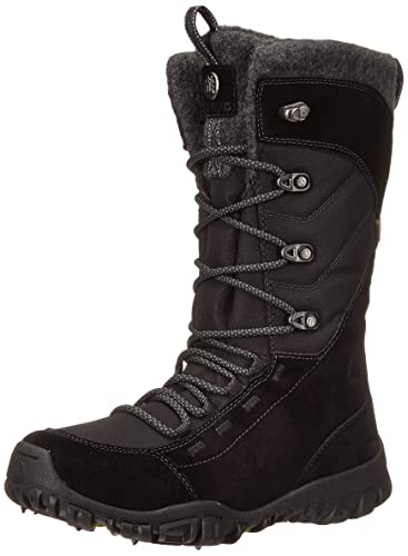 Icebug Women's Diana BUGrip Studded Traction Winter Boot, Black, ...