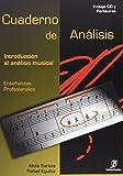 Cuad. de analisis - iniciacion al analisis musical vol.1