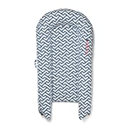 DockATot Grand Dock (Love Links) - Perfect for Cuddling, Lounging and Co Sleeping. Lightweight for Easy Travel - Suitable from 9-36 Months