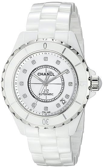 Chanel H1629 - Reloj para hombres, correa de cerámica