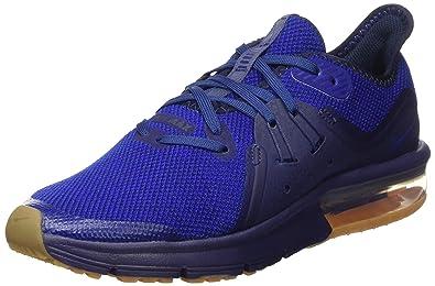 8984d4b3b58f3 Nike - Air Max Sequent - Blue (Obsidian/Deep Royal Blue-Neutr 402