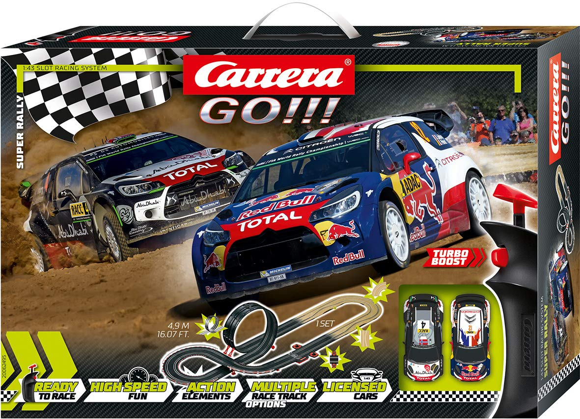 Carrera 20062495 Slot Car Track Set