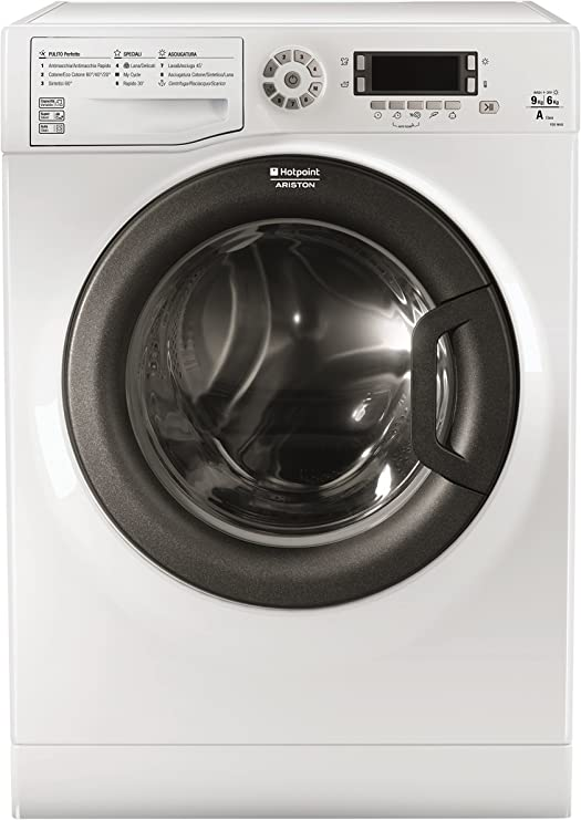 Hotpoint FDD 9640B IT Independiente Carga frontal A Blanco ...
