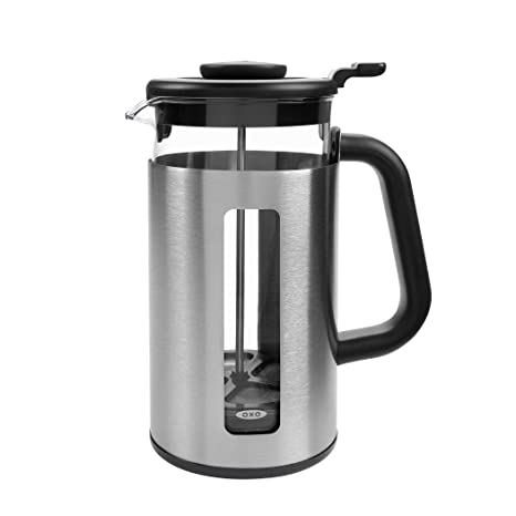 OXO BREW Easy Clean French Press Coffee Maker - 8 Cup