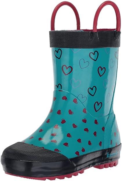Kamik Kids' Cherish Rain Boot | Rain Boots