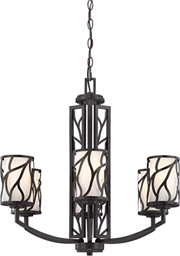 Designers Fountain 83786-ART Modesto 6 Light Chandelier