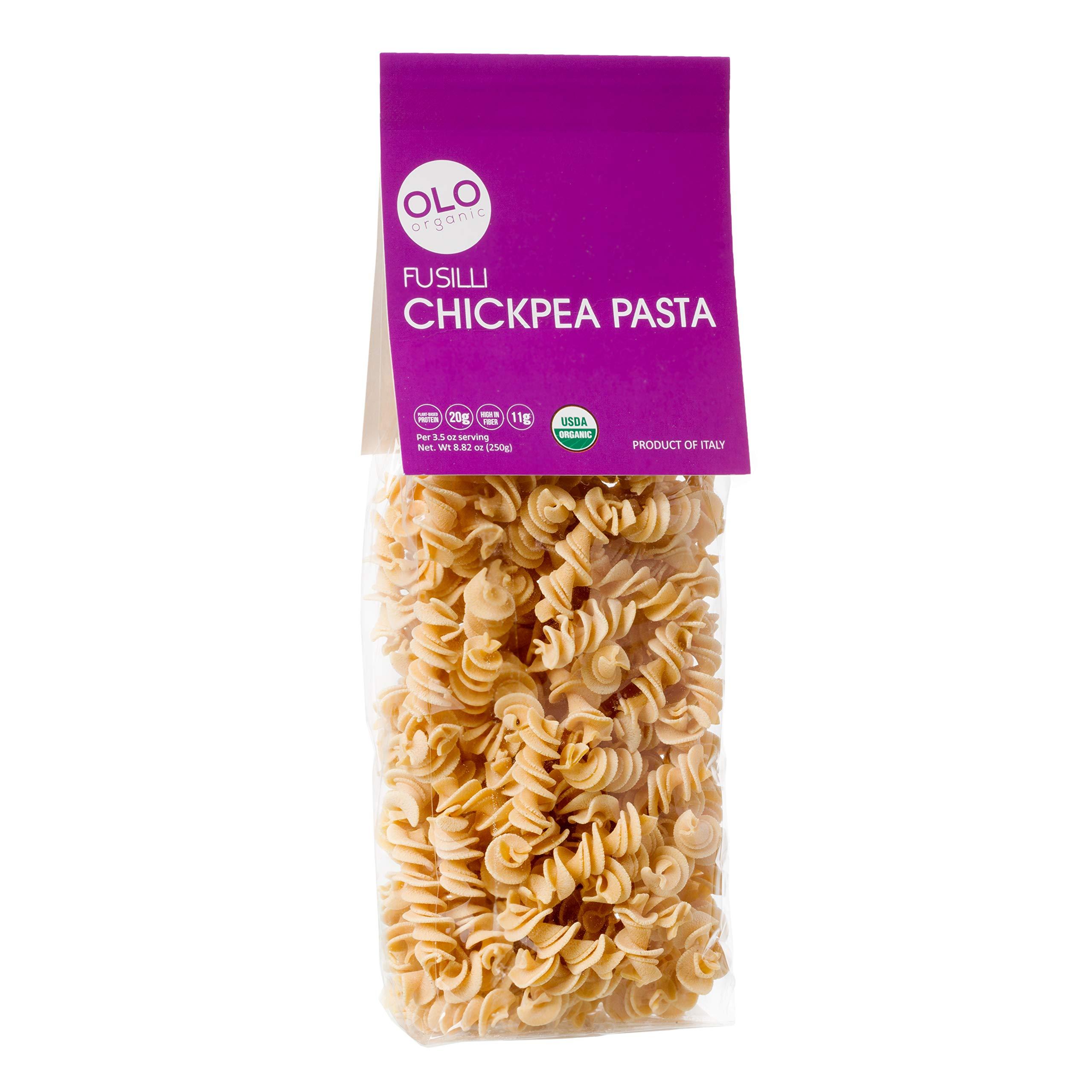 Amazon.com : Olo Organic Chickpea Pasta - 2-Pack 8.82 oz