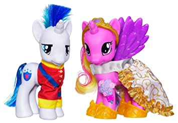 my little pony exclusive crystal fashion style princess cadance