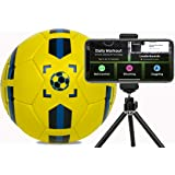DribbleUp Smart Soccer Ball Training App - Size 4 5