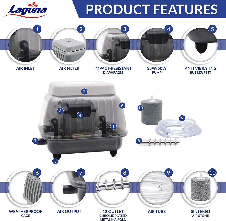 neuf Laguna propulsion magnétique pour Laguna PJ Free-Flo 4500 PRIX RECOMMANDÉ 27,49 euros