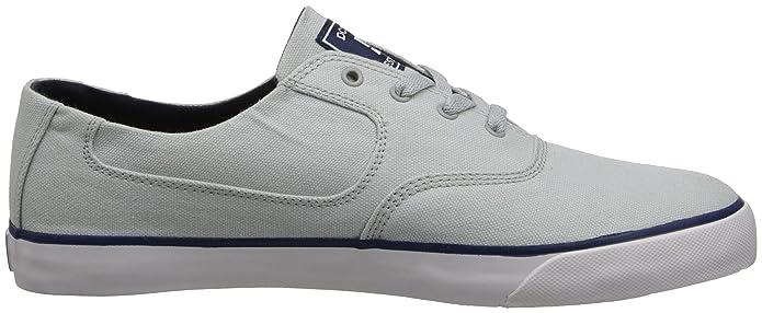 DC Shoes Flash Tx M Shoe Lgy, Scarpe da skateboard uomo, Grigio (Grau (Light Grey)), 41