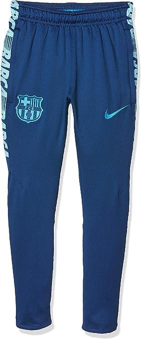 Nike FCB Y NK Dry SQD Pant KP Un Un pantalon Mixte Enfant