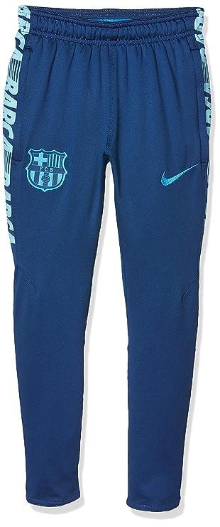 Nike FCB Y Nk Dry Sqd Pant KP Pants, Unisex niños: Amazon.es: Ropa ...