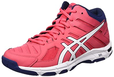 aa5e0ffa2 ASICS Women's's Gel-Beyond 5 Mt Volleyball Shoes, (Rouge Red/White ...