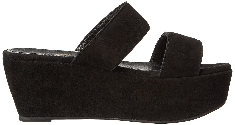 Amazon.com: Robert Clergerie Women's Frazziai Mule, Black Suede, 38.5 EU/8  B US: Shoes