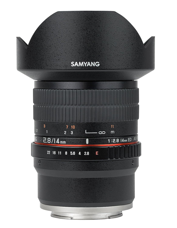 Samyang F  mm IF ED UMC Objectivo para Sony E color