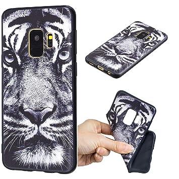 coque samsung s9 tigre