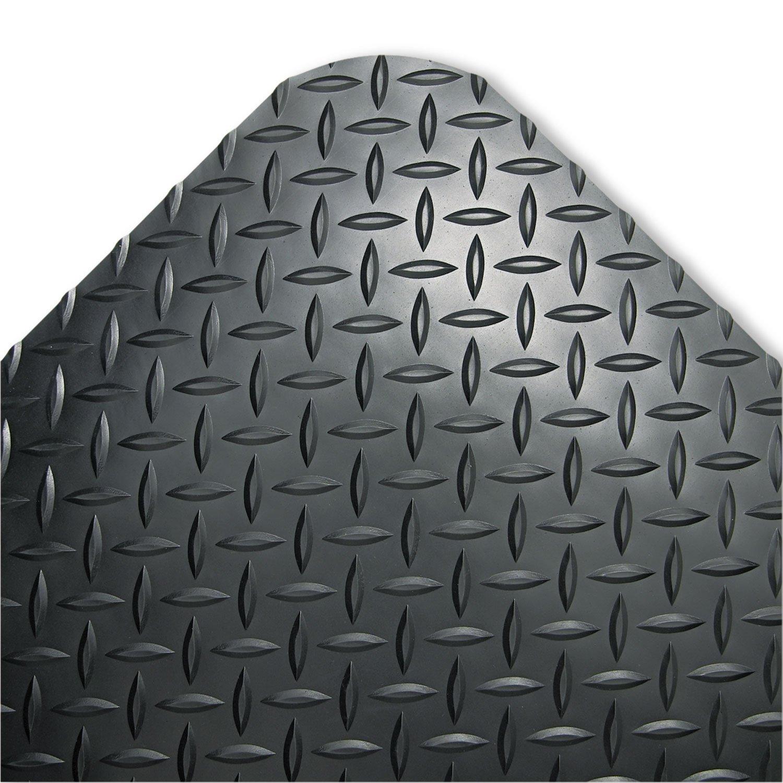 Crown CD0035DB Industrial Deck Plate Anti-Fatigue