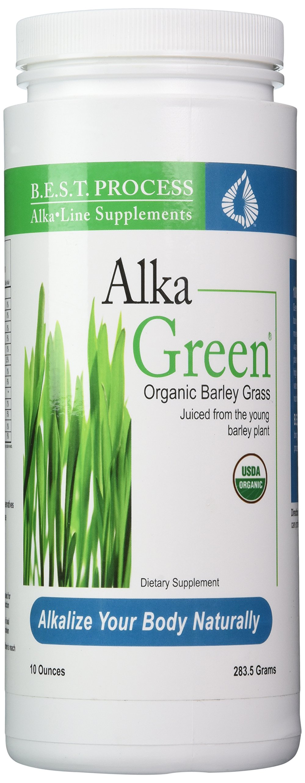 Dr. Morter's Alka Green Barley Juice by Morter Healthsystem - 10 oz Powder