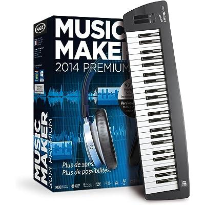 Magix Music Maker 2014 Control - Software de edición de audio/música