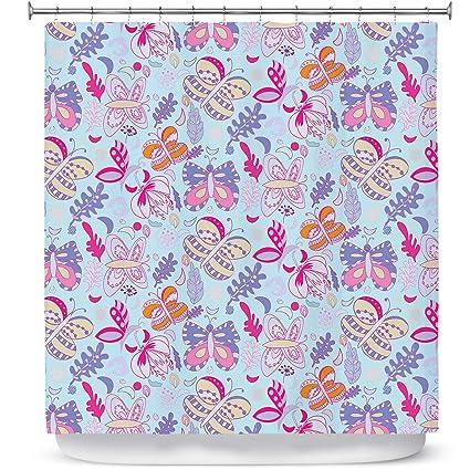 Amazon Dia Noche Designs Bathroom Shower Curtains By Yasmin