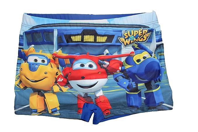 Super Wings - Bañador - para niño  Amazon.es  Ropa y accesorios 020ef769ff5