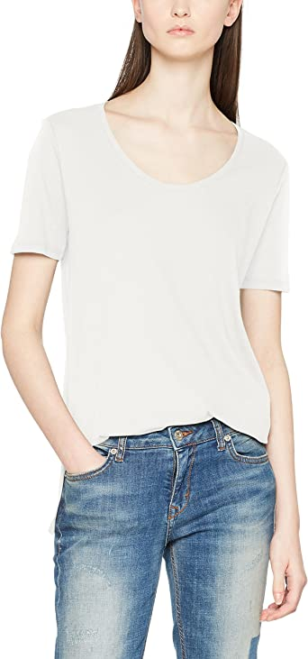 G-STAR RAW Dyv Straight Deep R T Wmn S/S Camiseta para Mujer