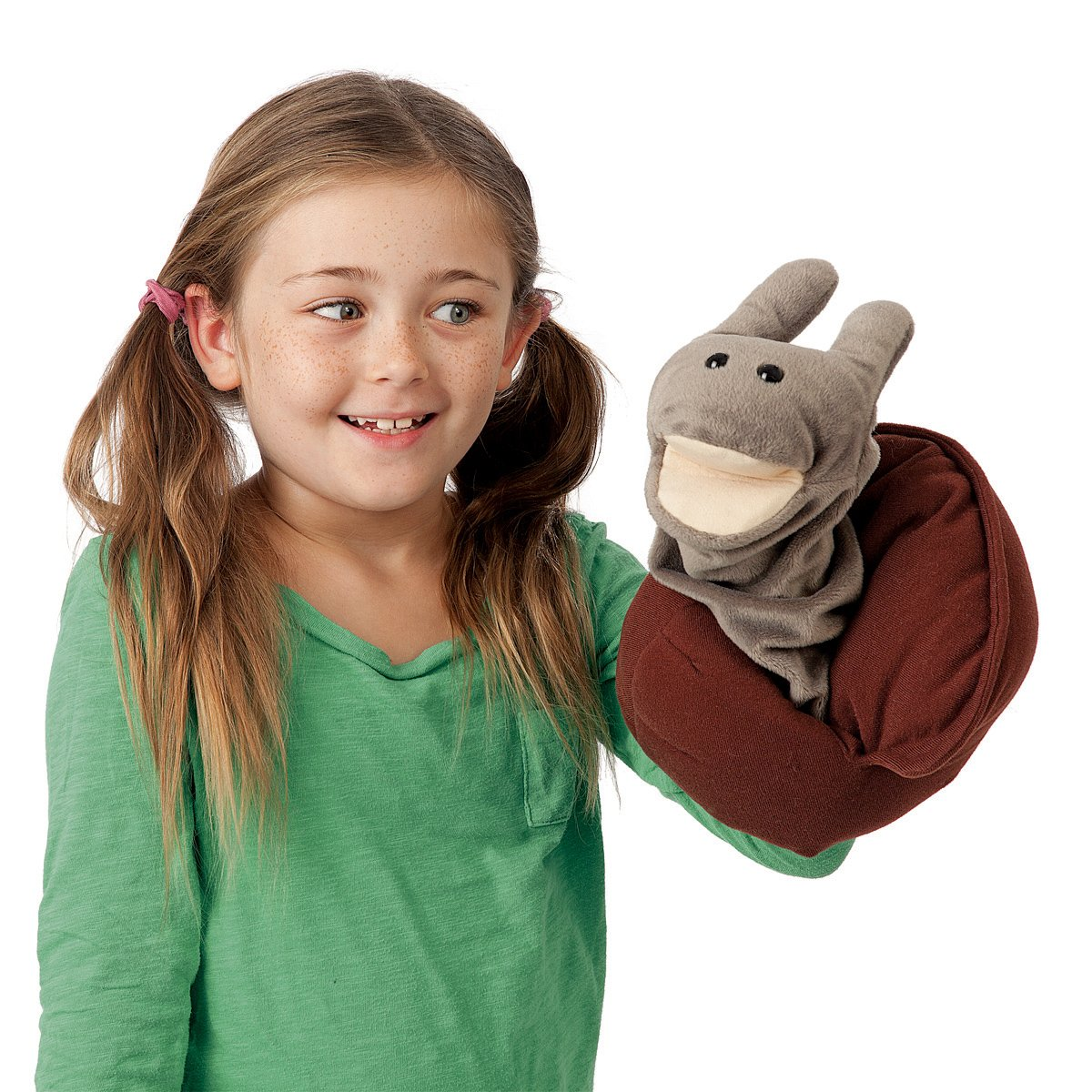Desconocido Folkmanis Puppets 2028 Caracol