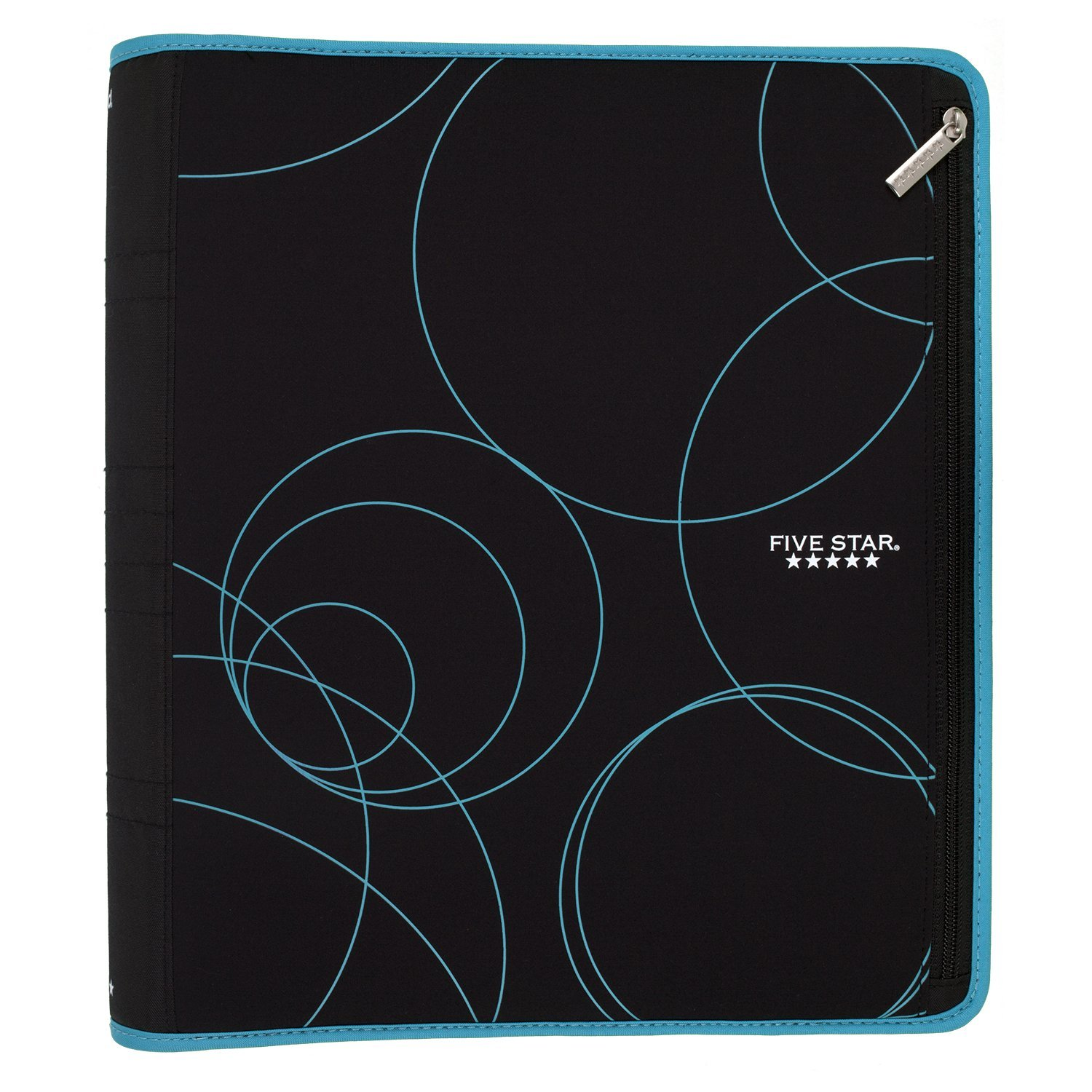 Five Star 2 Inch Zipper Binder, Ring Binder, Xpanz, Assorted Colors (29040) by Five Star (Image #8)
