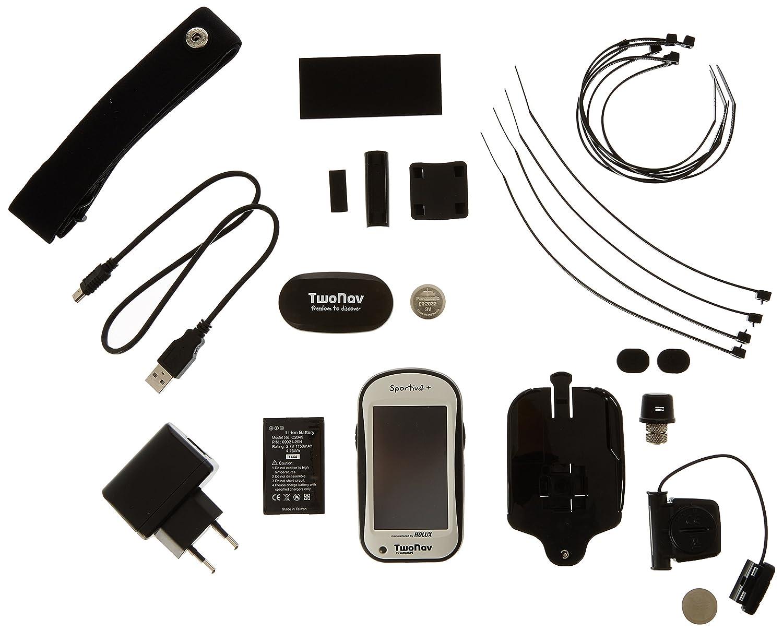 CompeGPS Outdoor GPS Twonav Sportiva2+ Inkl. Einer Region Der Topo Deutschand, 002-6000760