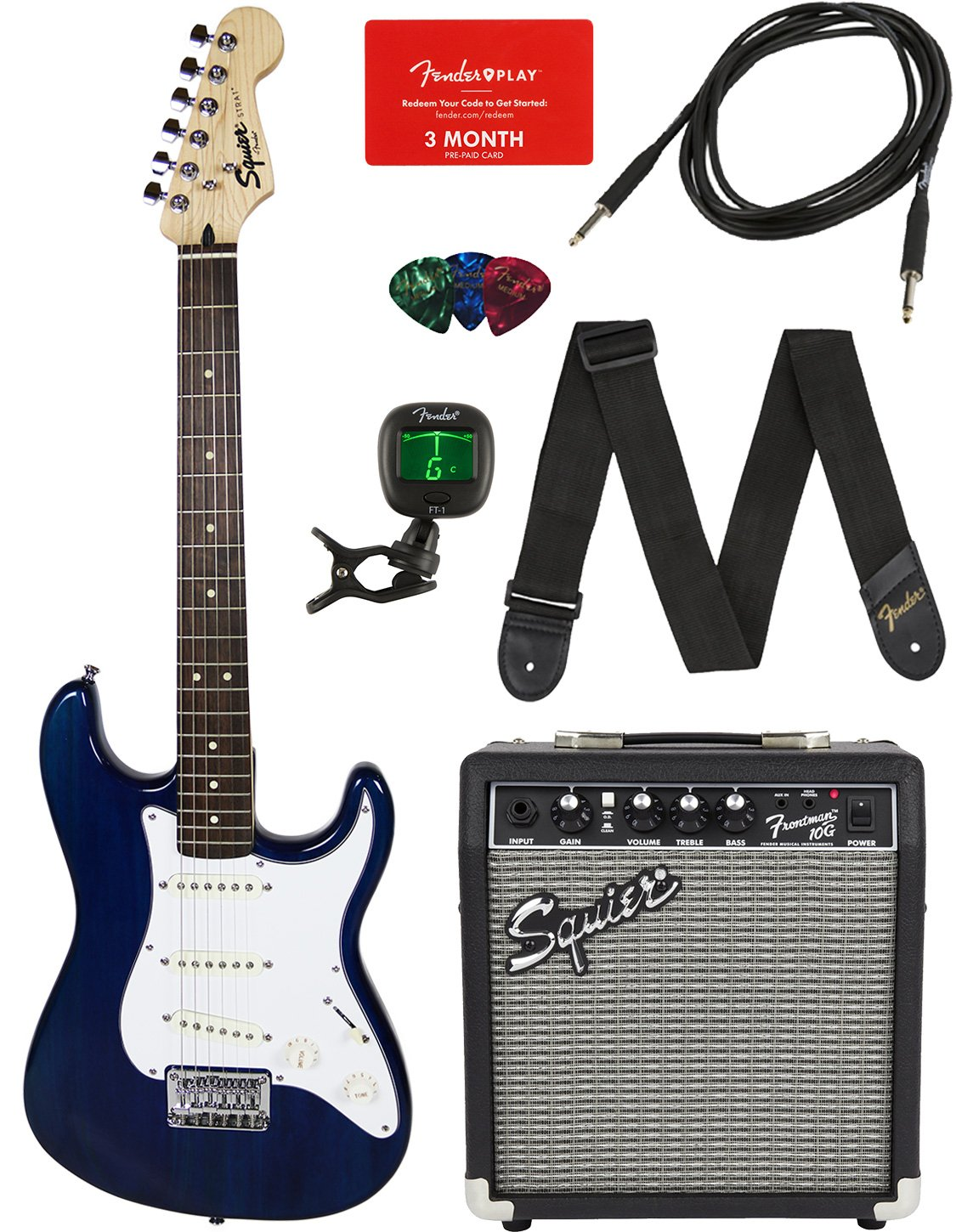 Best Rated in Electric Guitar Beginner Kits & Helpful Customer ...