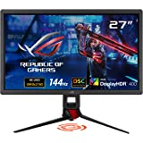 "ASUS ROG Strix XG27UQ 27"" HDR DSC Gaming Monitor, 4K (3840 x 2160), 144Hz, IPS, 1ms, Adaptive Sync, DisplayHDR 400, DCI…"