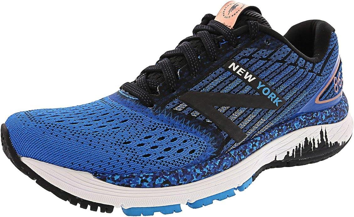 New Balance W 860 B V4 Sneakers Laufschuhe Damen Blau (New York)