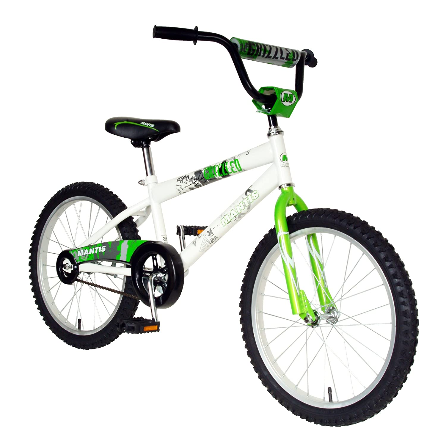 Mantis Grizzled Kid S Bike 20 Inch Wheels 12 Inch