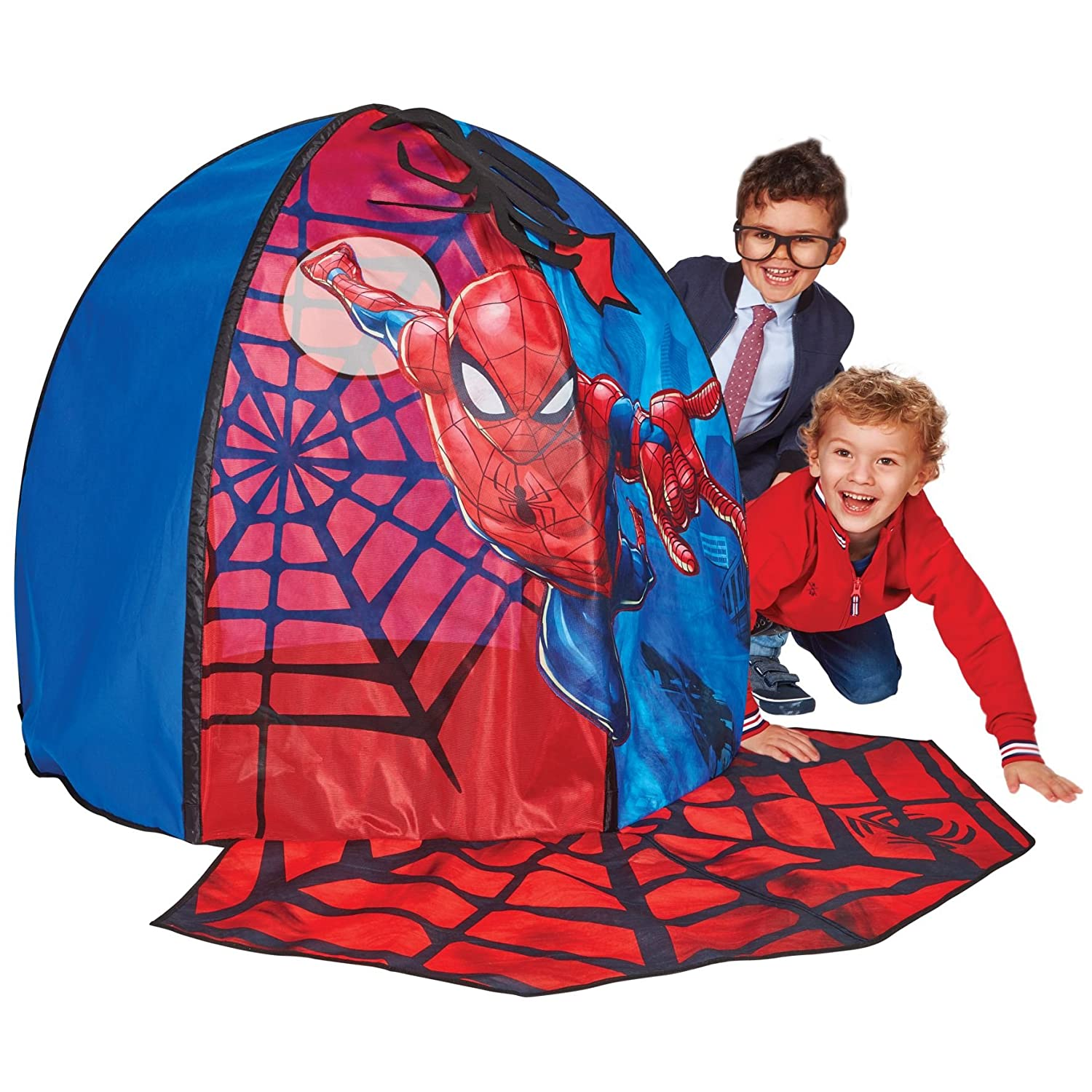sc 1 st  Amazon.com & Amazon.com: Spiderman Secret Den Play Tent (167SDR)A: Toys u0026 Games