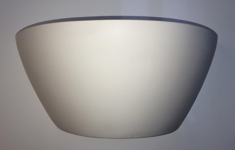 WITTDÜN GIPS WANDLEUCHTE max. 12W LED PL-ELT E27 od. 20W PL-ELT LED E27 GIPSLAMPE b13cb6