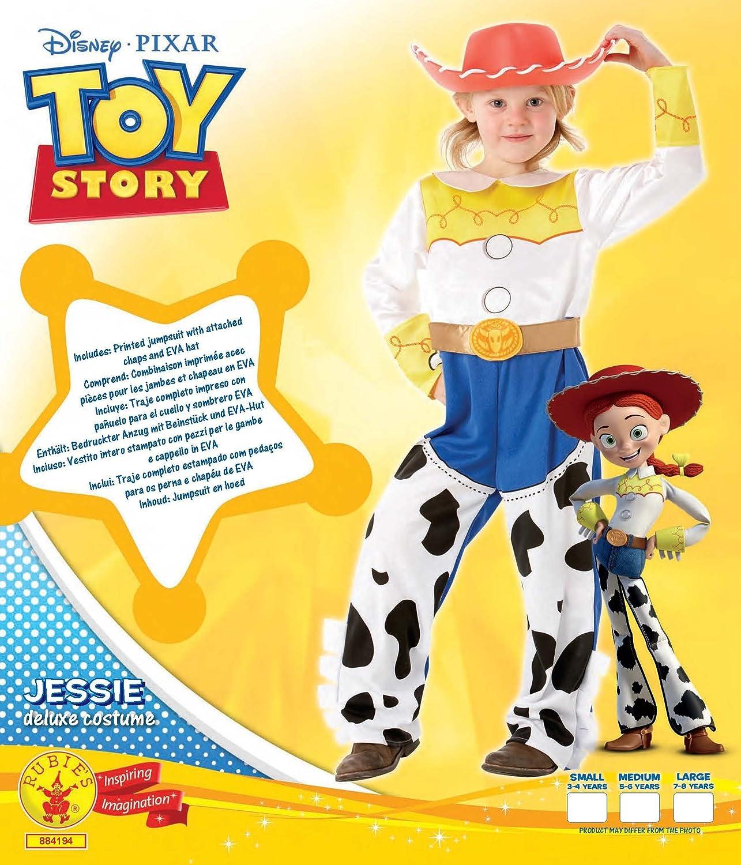 Rubbie s  Toy Story  - Disfraz de Jessie e9ad93416e5