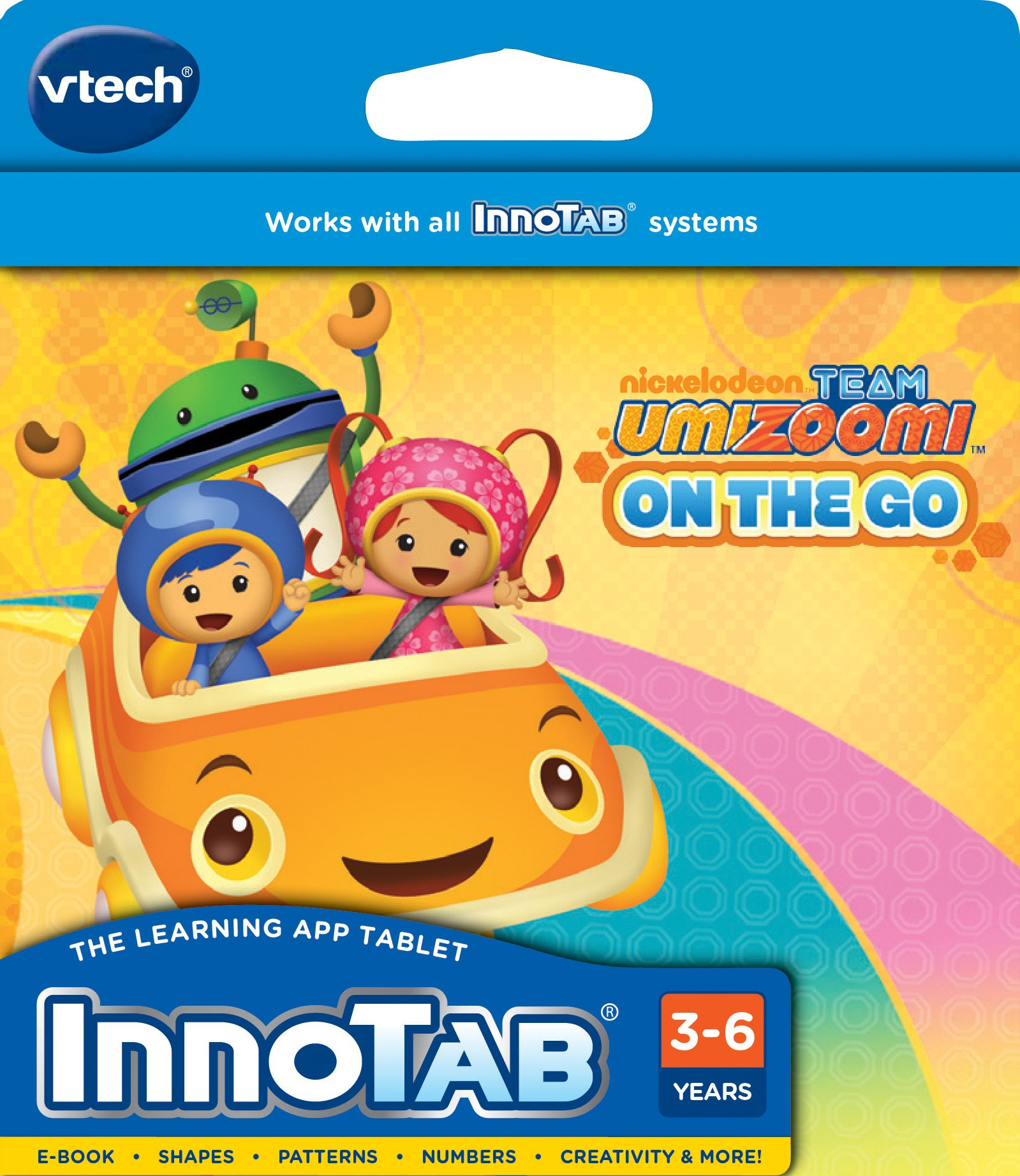 VTech InnoTab Software, Nickelodeon Team Umizoomi by VTech (Image #1)