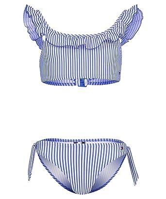 Tommy Hilfiger M/ädchen Crop Top Bikini-Set