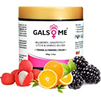 GALSOME Body Toning and Firming Cream for Skin Tightening, Double Chin, Sagging & Ageing Skin 100Gm