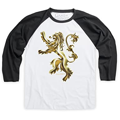 Game Of Thrones Lannister House Jersey Shirt