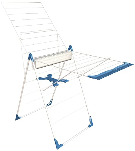 Herby 3065 Semi Automatic Clothes Horse