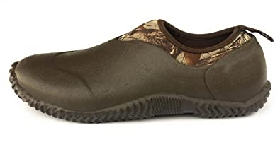 Amazoncom Habit Mens Garden Shoes Realtree Xtra Camo Waterproof