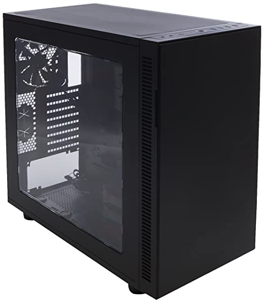 3 opinioni per Thermaltake Suppressor F31 Case PC Medio, con Finestrino, Nero