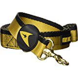 Crowded Coop Star Trek Uniform Leash/Gold