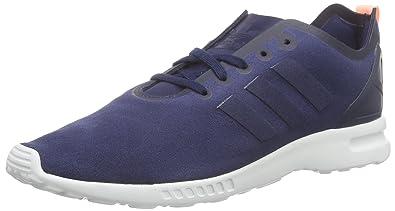 893a617b8cec1 adidas Originals Zx Flux Smooth Women s Low Top Sneakers  Amazon.co ...